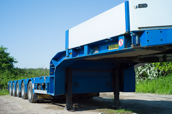 5 Axle Step Extender