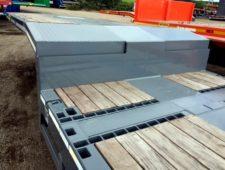 Broshuis 4 Axle Double Extending SL2