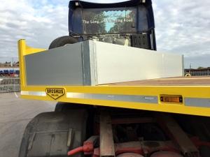 Broshuis 4 Axle Plant Trailer