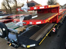 New Broshuis Trailers in Stock