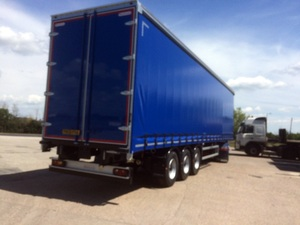 Used Curtainsiders